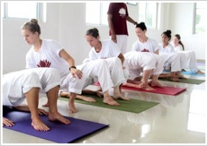 Cursos instructor de Yoga - Arhanta Yoga India