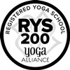 Logo de Yoga Alliance