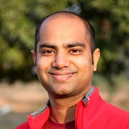 Ram Jain - Online Yin Yoga Teacher
