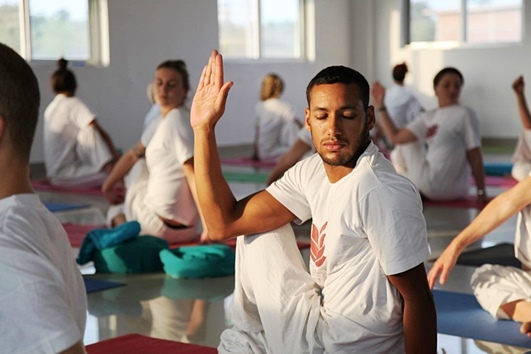 200 hour yoga teacher certification course in India